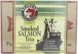 Trio de saumon fumé SeaBear